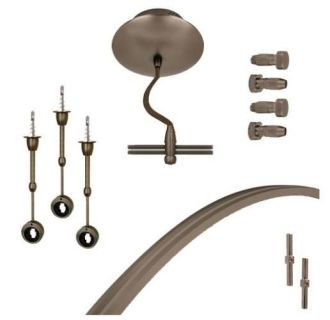 LBL Lighting Curved Monorail System Kit