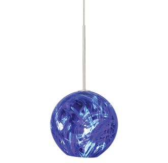 LBL Lighting Paperweight Blue Fusion Jack