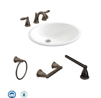 Moen Brantford and Kohler Caxton Combo 2
