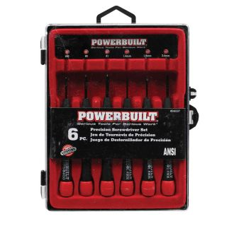 Powerbuilt 646507