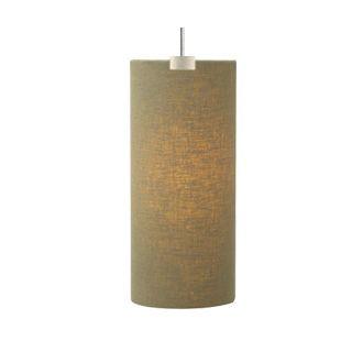 Tech Lighting Boreal Pendant-Khaki Green