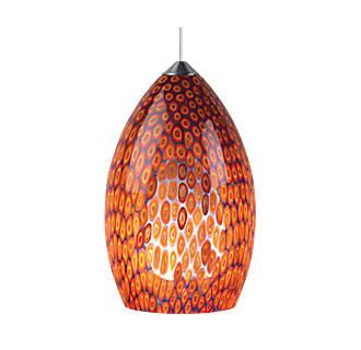 Tech Lighting Firebird Pendant-Cardinal