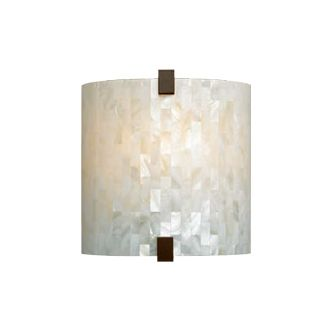 Tech Lighting Essex Wall-White Shell