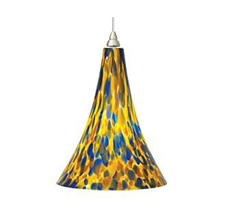 Tech Lighting Melrose 2KD Pendant-Multicolor