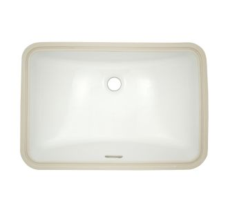 Toto LT542G Undermount Bathroom Sink with SanaGloss