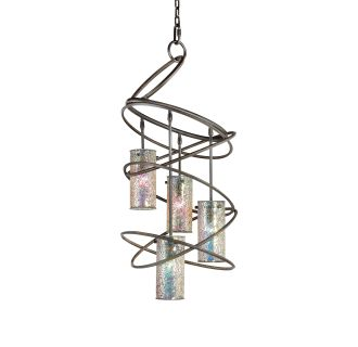 Woodbridge Lighting 12514BLK-M10IRI