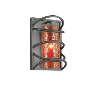 Woodbridge Lighting 12541BLK-M10AMB