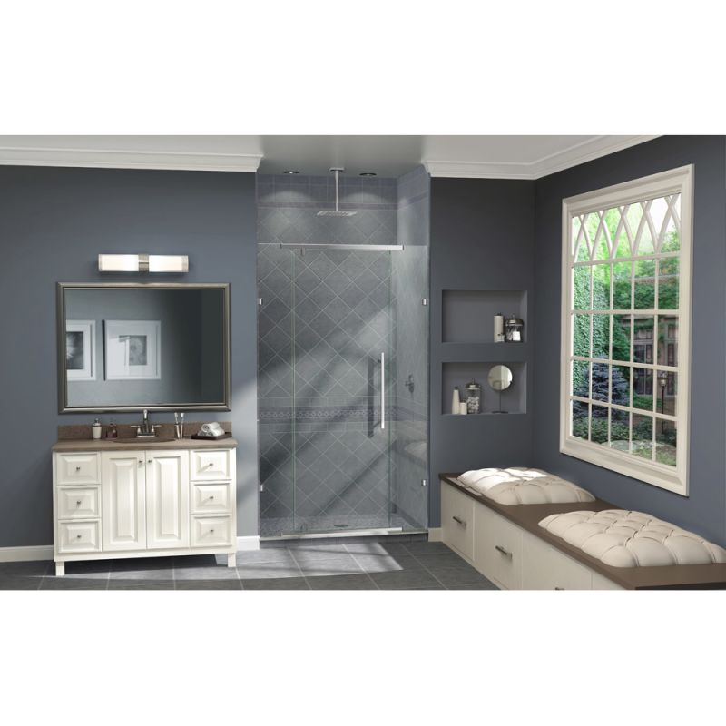 Dreamline Replacement Parts : Dreamline shdr brushed nickel shower door