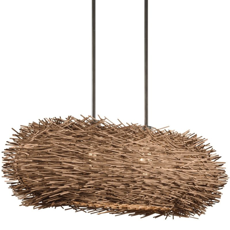 kichler 43204 twigs pendant light