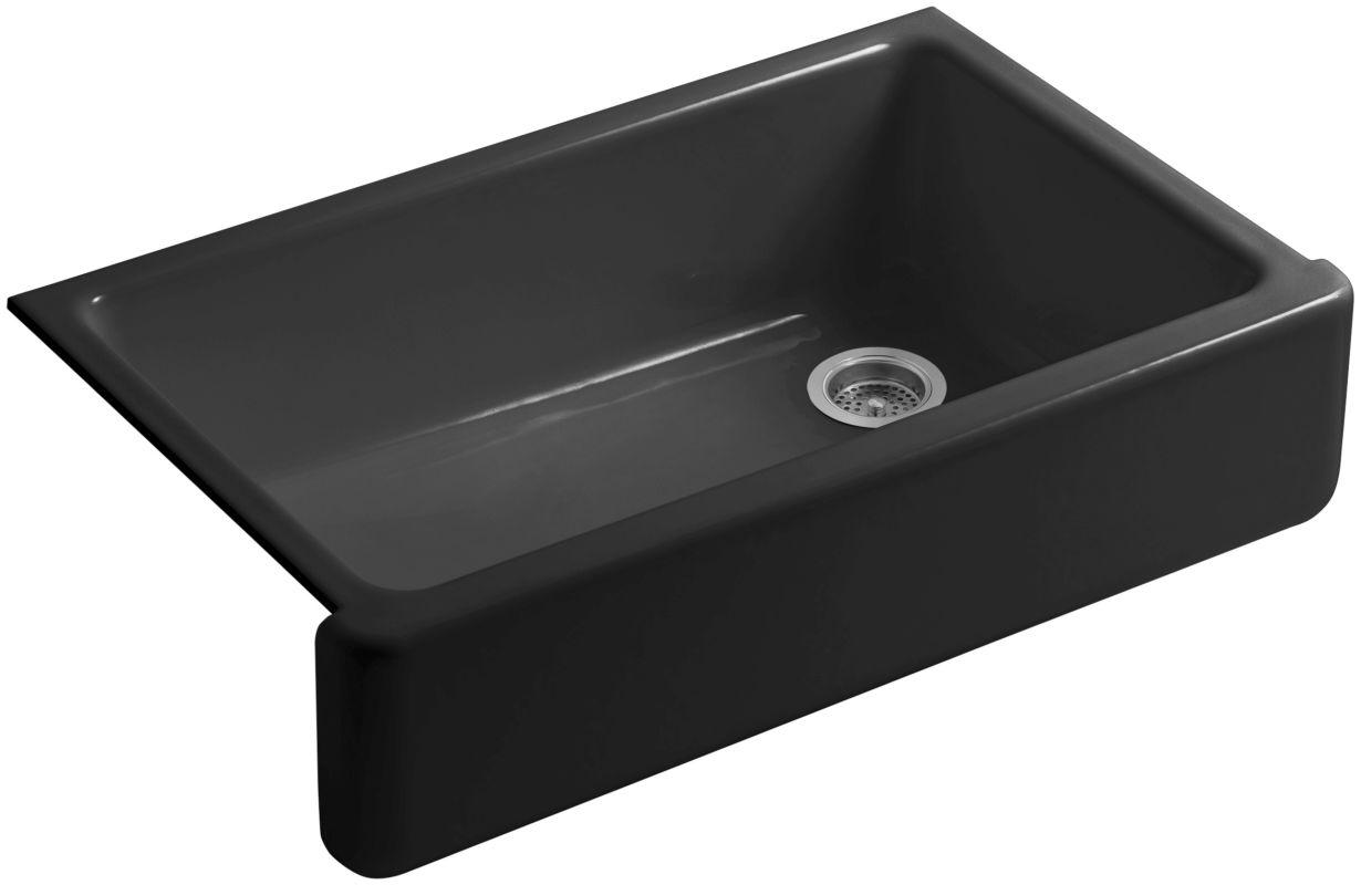 Whitehaven Undermount Apron Front Kitchen Sink K
