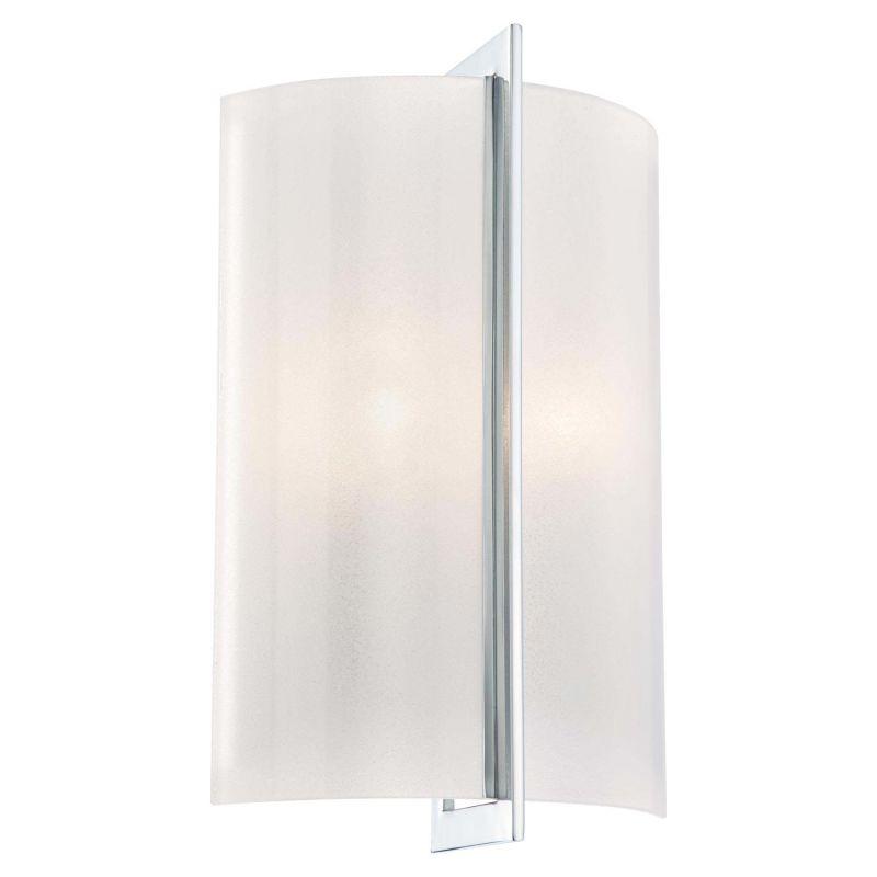 Mink Glass Wall Lights : Minka Lavery 6390 Wall Light - Build.com
