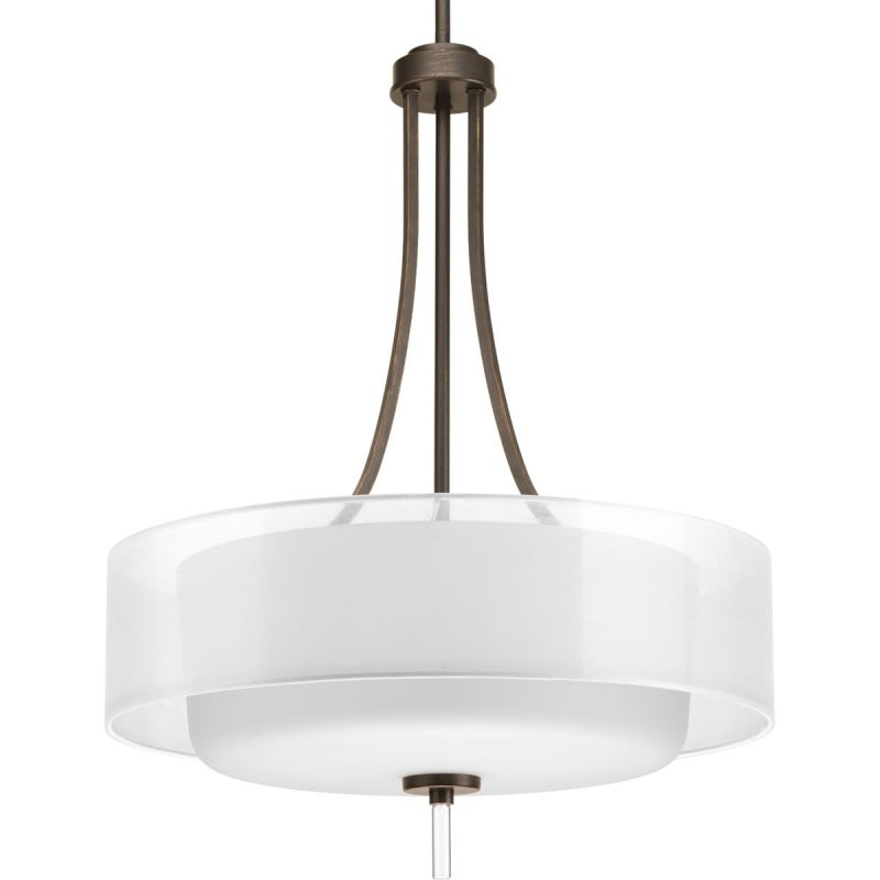 Progress lighting p5047 invite pendant light for Progressive lighting