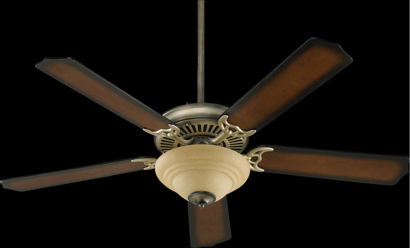 Why Do Ceiling Fans Get Dusty? You'd think, says reader Loren Larson, that the constantly turning blades would throw off any incidental dust that accumulates on a ceiling fan, particularly the blades of ceiling fans.