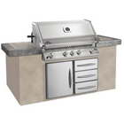 Shop Built-In BBQ Grills