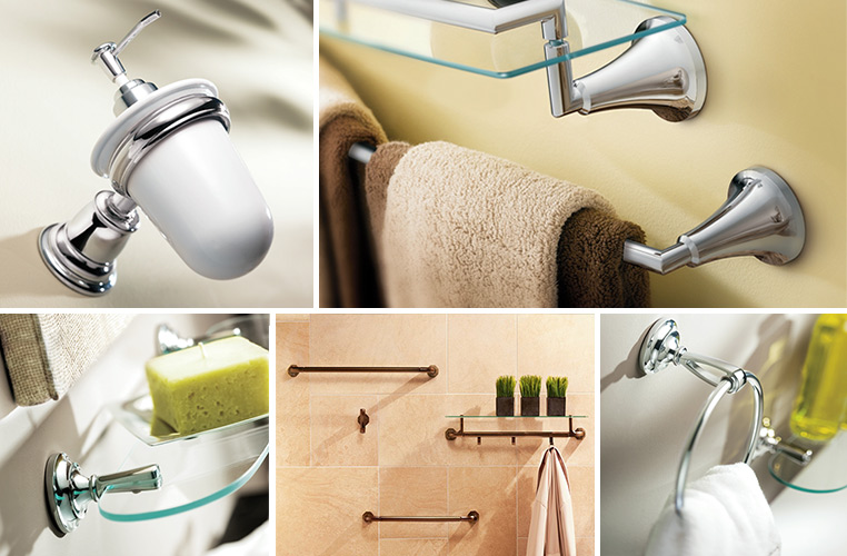 Ten tips ideas for a small bathroom remodel Accessorizing a small bathroom