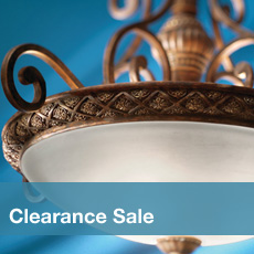 Sea Gull Lighting Clearance Sale Items