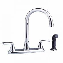 Colony Soft Kitchen Faucet with Side Spray