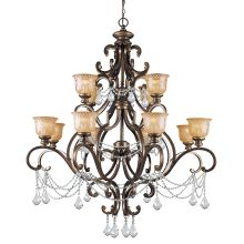 Crystorama Lighting Group 7512-CL-MWP