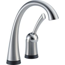 Pilar Bar/Prep Faucet with On/Off Touch Activation - Includes Lifetime Warranty (5 Year on Electronic Parts)