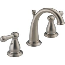 Leland Widespread Bathroom Faucet with Pop-Up Drain Assembly - Includes Lifetime Warranty