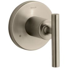Purist Transfer Valve Trim with Lever Handle
