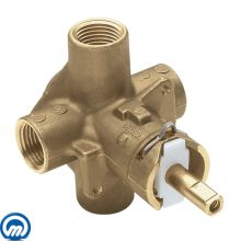 1/2 Inch IPS Posi-Temp Pressure Balancing Rough-In Valve (No Stops)