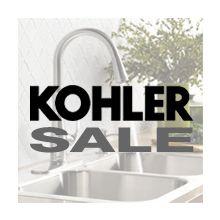 Shop Kohler Sale