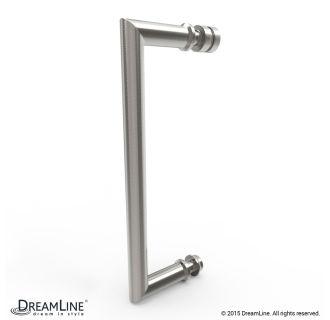 Dreamline Shdr 19605810 04 Brushed Nickel Mirage Frameless