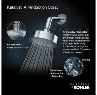 Kohler-K-14786-Kalalyst Air Induction Spray