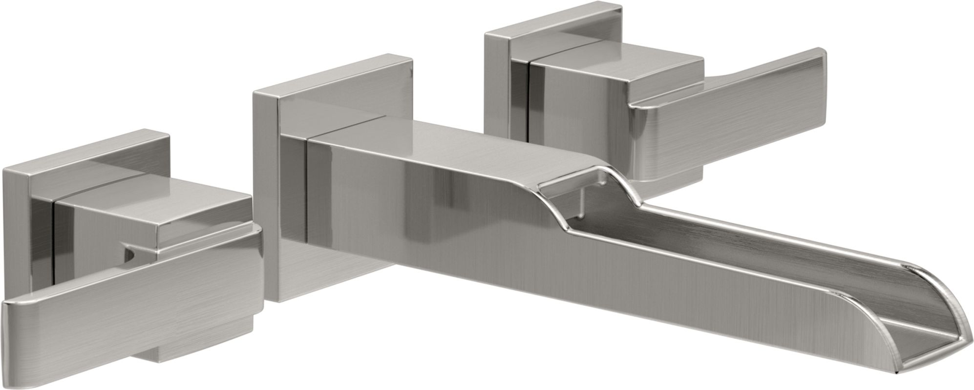 Delta T3568lf Sswl Brilliance Stainless Ara Wall Mounted