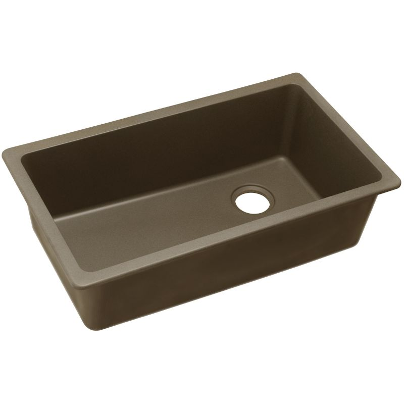 Composite Apron Sink : ... Composite Kitchen Sink for Undermount Installations - FaucetDirect.com