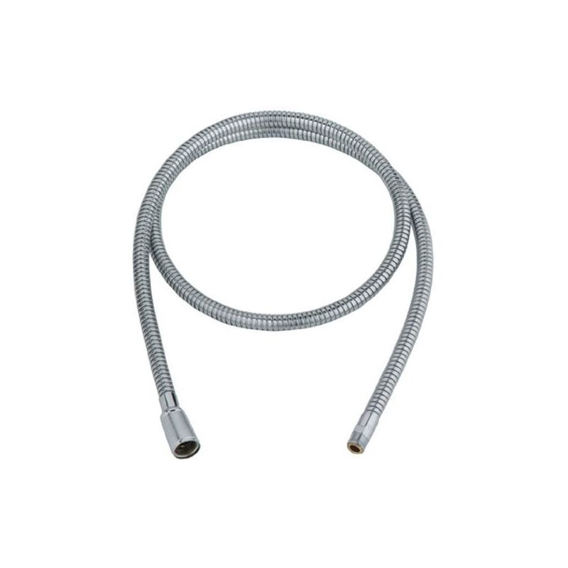 grohe 46174000 n a 59 quot replacement hose for k4 and ladylux grohe replacement hose for ladylux cafe walmart com