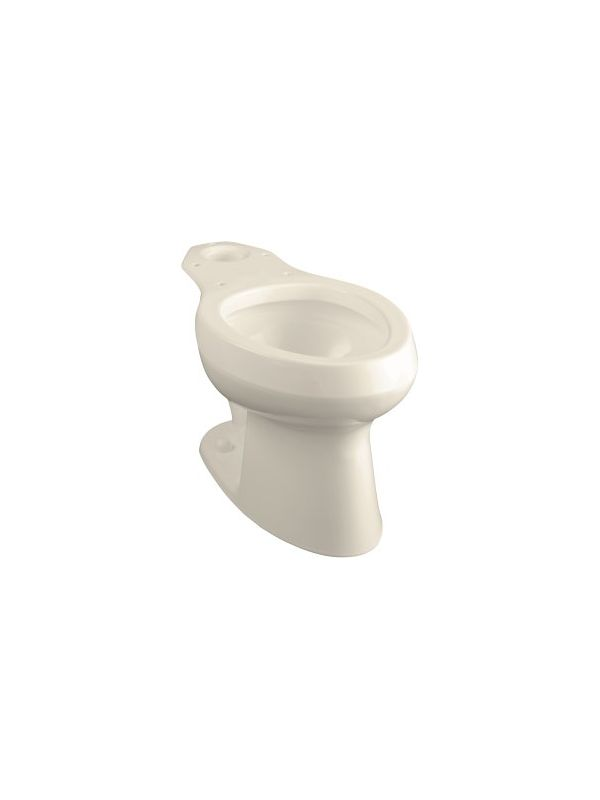 Kohler K 4303 47 Almond Wellworth Pressure Lite Toilet