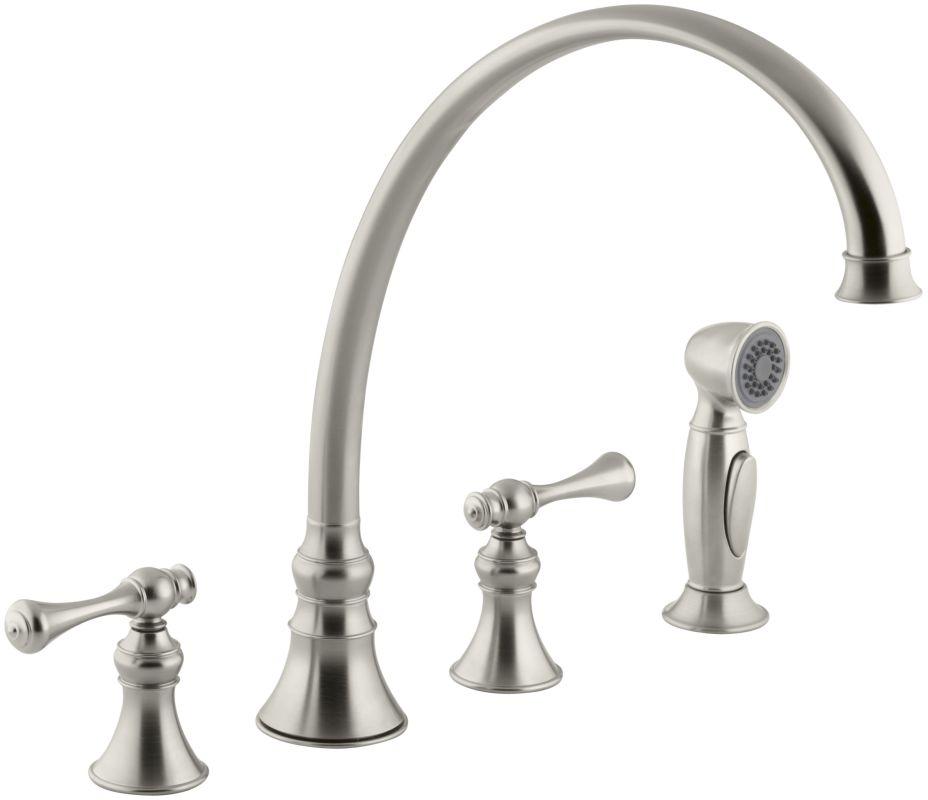 Nice Kitchen Sink Side Spray Replacement #6: Kohler-k-16111-4a-bn-360.jpg