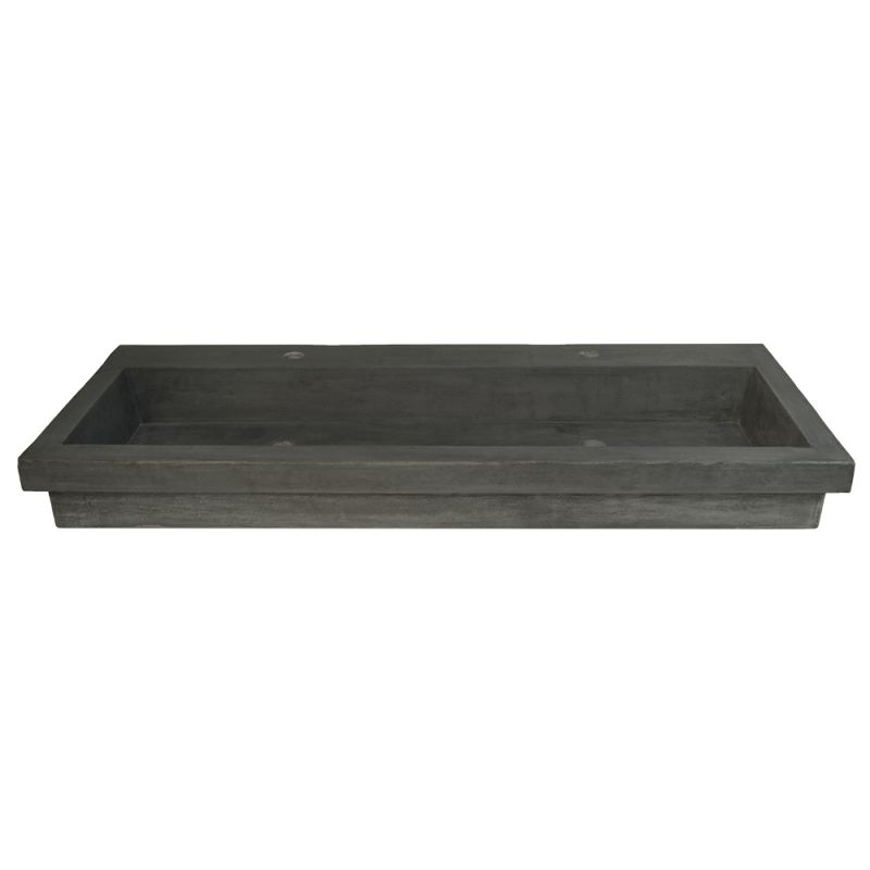 Base Laundry Trough : Native Trails NSL4819-A Ash Trough 48