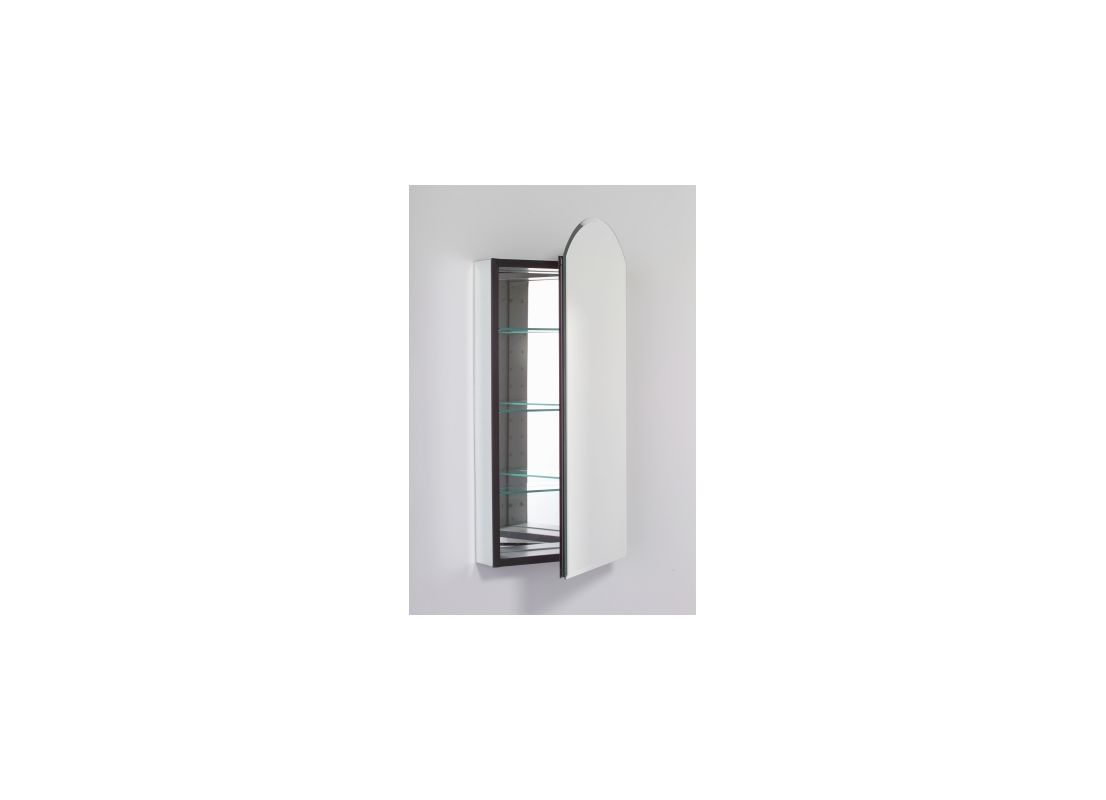 Robern mt16d6abrl beveled edge 34 x 15 single door right for 16 in x 60 in beveled door mirror