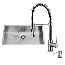 Shop Kitchen Sink and Faucet Combos