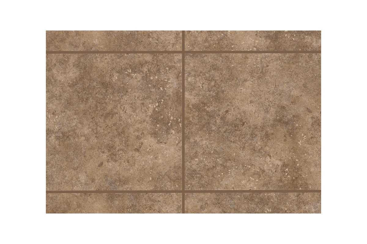 Mohawk industries t663 br22 tuscan brown tuscan brown for 18 inch floor tile