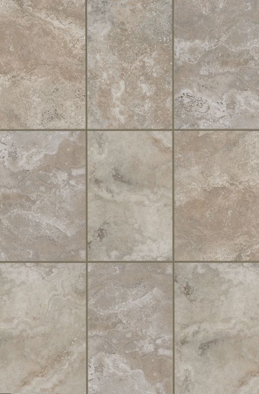 Mohawk industries 16220a musee gray musee gray porcelain for 13 inch ceramic floor tile