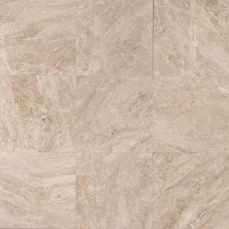 Mohawk industries 16463 crema high gloss crema high gloss for 18 inch tiles floor