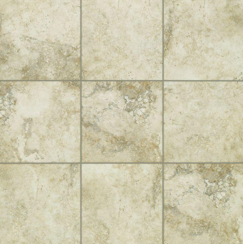 Mohawk industries t528 711 beige beige porcelain multi for 13 inch ceramic floor tile