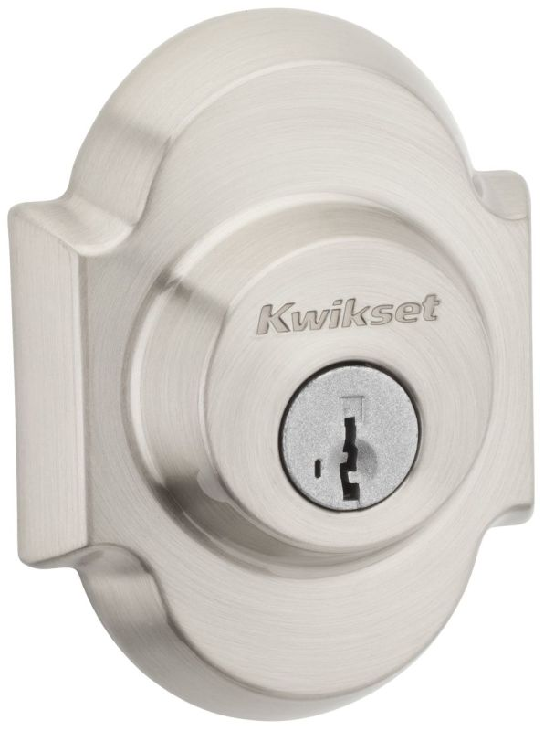 Kwikset 985aud 11ps Venetian Bronze Austin Series Double