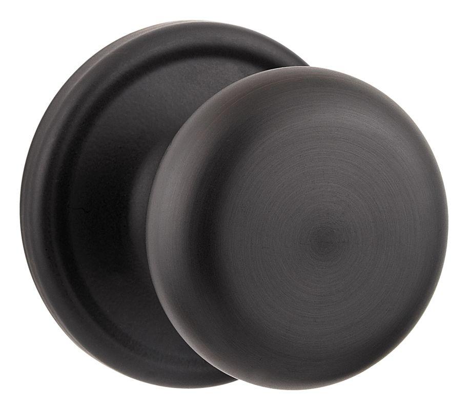 Weiser Lock Gca9675h514 Iron Black Hancock Single Cylinder