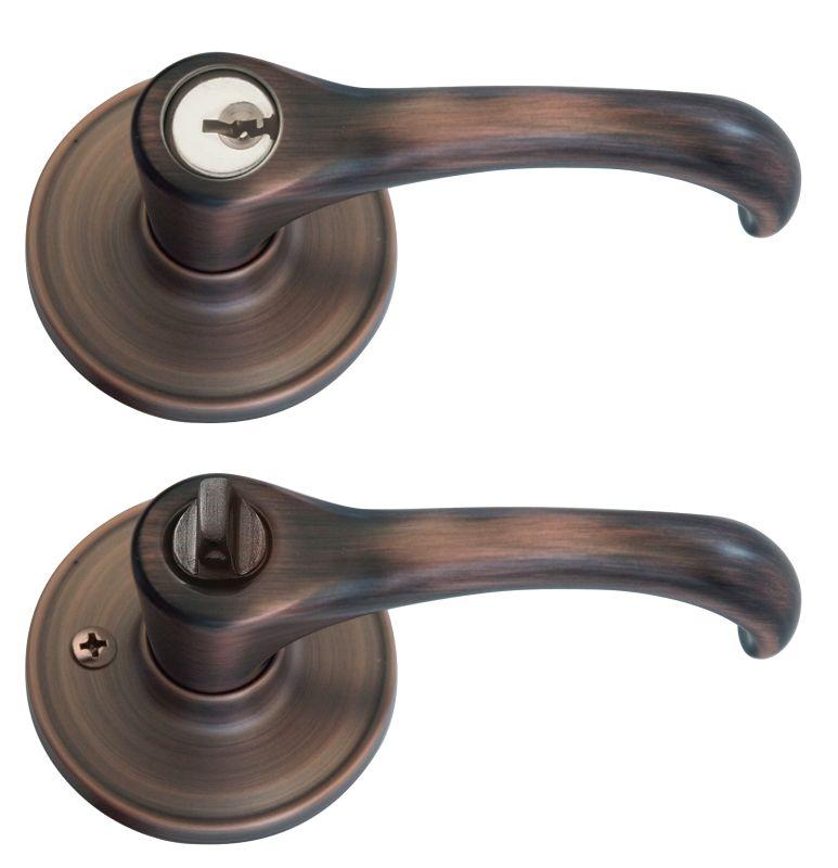 Weiser Lock Gla535a15s Satin Nickel Aspen Single Cylinder