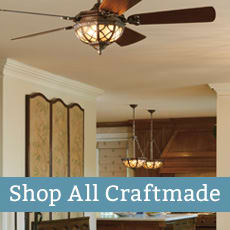 Shop All Craftmade Ceiling Fans & Lighting