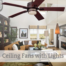 Emerson Ceiling Fans with Lights