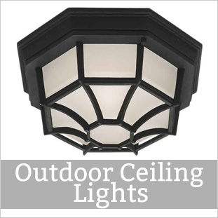 Shop All Forte Lighting Outdoor Ceiling Fixtures!