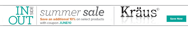 Shop Kraus June Sale Products!