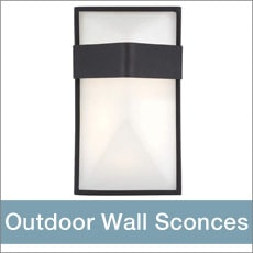 George Kovacs Outdoor Wall Sconces