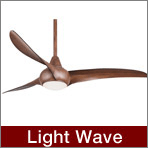 MinkaAire Light Wave